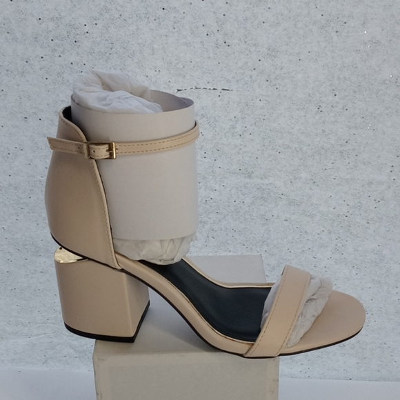 Qupid Shoes   Heeled Ankle Strap